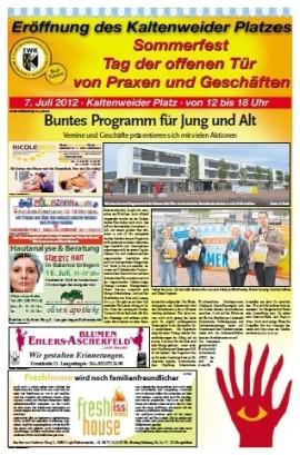 Langenhagener Echo vom 04.07.2012
